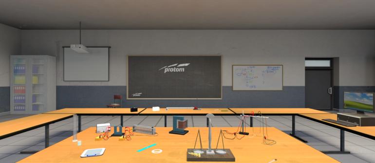 Laboratori di fisica in 100 scuole con Scuolab