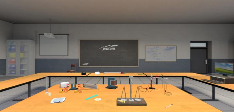 Scuolab, il laboratorio virtuale di Protom portato in 100 scuole dal MIUR