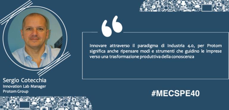 Protom all'Osservatorio MECSPE focus Campania