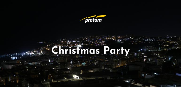 Protom Christmas Party
