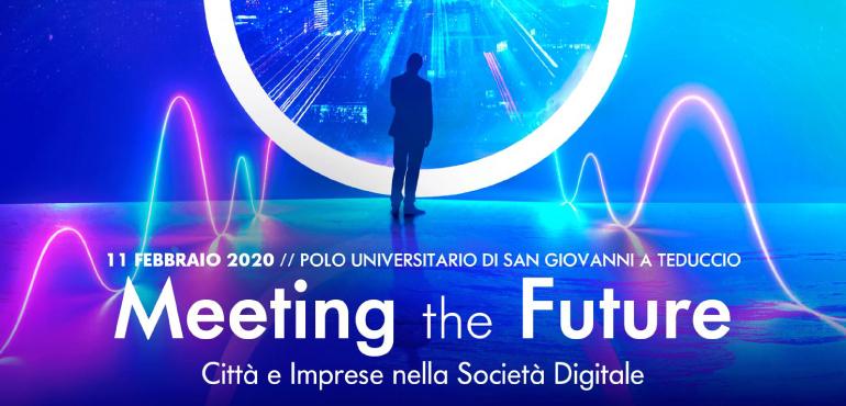 Meeting The Future - Gruppo Di Lavoro Innovazione e Trasformazione Digitale