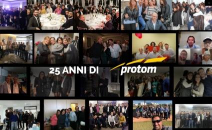 Buon 25esimo compleanno, Protom!