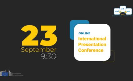 23 Settembre 2020: CTRL+ALT+DEL International Presentation Conference