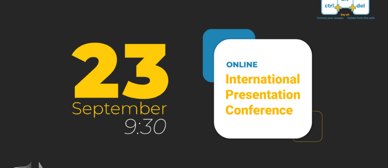 23 Settembre 2020: CTRL+ALT+DEL International Presentation Conference