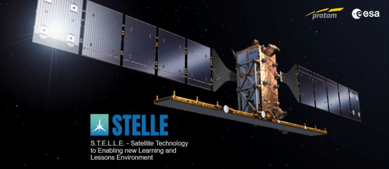 New Education: Progetti innovativi in collaborazione con l'ESA, Agenzia Spaziale Europea