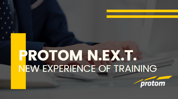 Protom N.EX.T. New experience of training